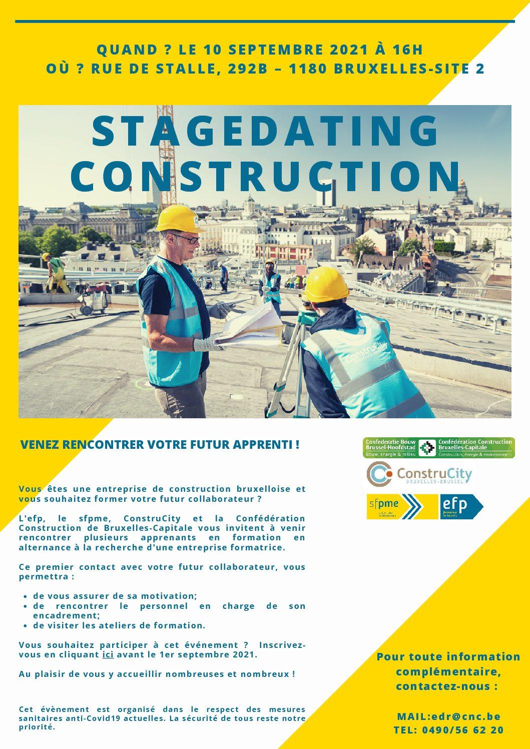 Stage Dating Construction : renforcez votre équipe avec un apprenti !